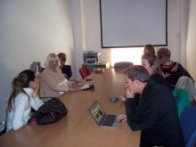 Meeting in Caceres, Spain 28 March