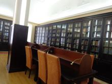Meeting in the HSPU Library, 7 April 2014