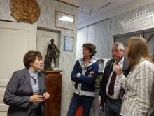 Visiting to the HSPU Museum