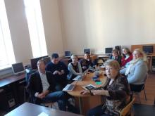 Project Meeting with partners from Faculty of ICT